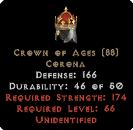 Crown of Ages - Unid
