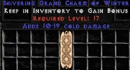 10-19 Cold Damage GC