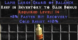10 Cold Resist w/ 8% FHR LC