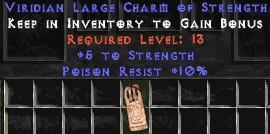 10 Resist Poison w/ 5 Str LC