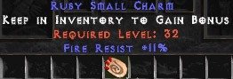 11 Resist Fire SC (plain)