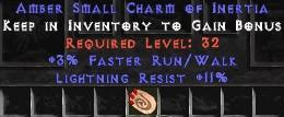 11 Resist Lightning w/ 3% FRW SC
