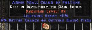 11 Resist Lightning w/ 5-6% MF SC
