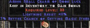 11 Resist Lightning w/ 7% MF SC