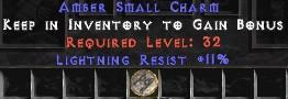 11 Resist Lightning SC (plain)