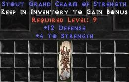 12 Defense w/ 4 Str GC