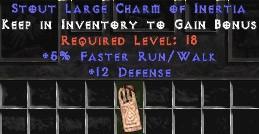 12 Defense w/ 5% FRW LC