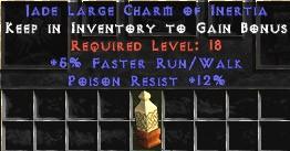12 Resist Poison w/ 5% FRW LC