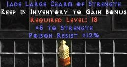 12 Resist Poison w/ 5 Str LC