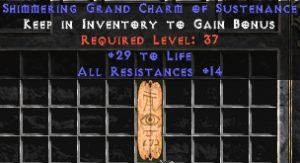 12-14 Resist All w/ 20-29 Life GC