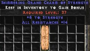12-14 Resist All w/ 4-5 Str GC