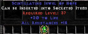 15 to Mana/20 to Life Jewel