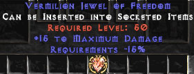 15 Max & -15% Requirements Jewel