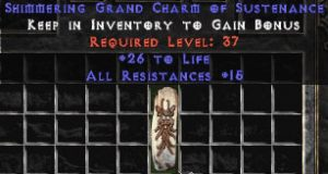 15 Resist All w/ 20-29 Life GC