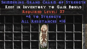 15 Resist All w/ 6 Str GC