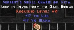 17 Mana w/ 16-19 Life SC