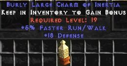 18 Defense w/ 5% FRW LC