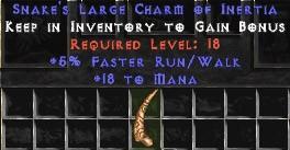 18 Mana w/ 5% FRW LC