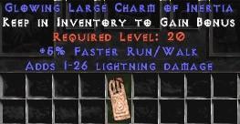 1-26 Lightning Damage w/ 5% FRW LC