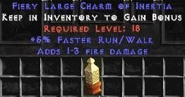 1-3 Fire Damage w/ 5% FRW LC