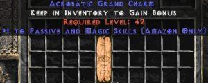 Amazon Passive & Magic Skills GC (plain)