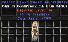 25 Resist Cold w/ 6 Str GC