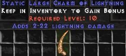 2-22 Lightning Damage LC