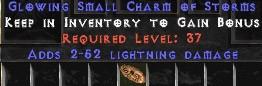 2-52 Lightning Damage SC