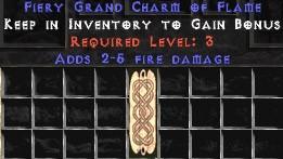 2-5 Fire Damage GC
