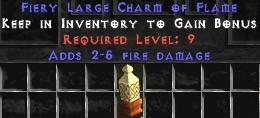 2-5 Fire Damage LC