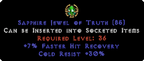 30 Cold Res / 7% FHR Jewel