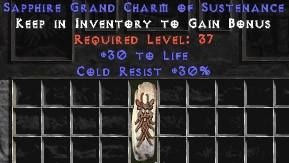 30 Resist Cold w/ 30 Life GC