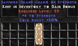 30 Resist Cold w/ 6 Str GC