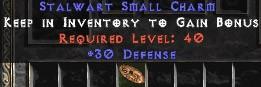 30 Defense SC (plain)