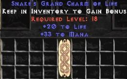 33 Mana w/ 20 Life GC