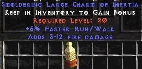 3-12 Fire Damage w/ 5% FRW LC
