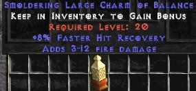 3-12 Fire Damage w/ 8% FHR LC