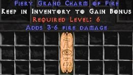 3-6 Fire Damage GC