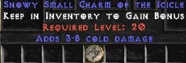 3-8 Cold Damage SC