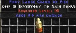 3-8 Fire Damage LC