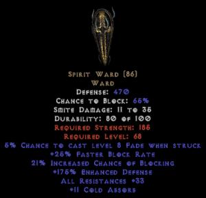 Spirit Ward