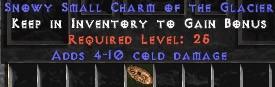 4-8 Cold Damage w/ 1-18 Lightning Damage SC