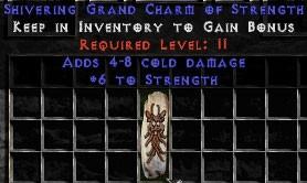 4-8 Cold Damage w/ 6 Str GC