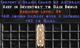 52 Mana w/ 50 Poison Damage GC