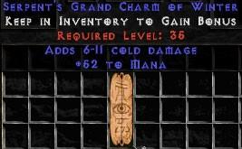 52 Mana w/ 6-11 Cold Damage GC