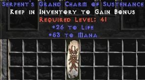 53-58 Mana w/ 26-30 Life GC