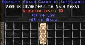 53-58 Mana w/ 31-35 Life GC