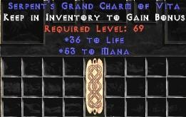 53-58 Mana w/ 36-40 Life GC