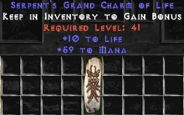 59 Mana w/ 10-20 Life GC