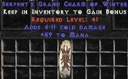 59 Mana w/ 6-11 Cold Damage GC